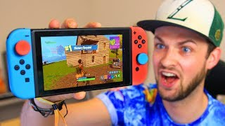 Video You've *NEVER* seen THIS before... (Fortnite: Battle Royale Nintendo Switch) MP3, 3GP, MP4, WEBM, AVI, FLV Agustus 2018