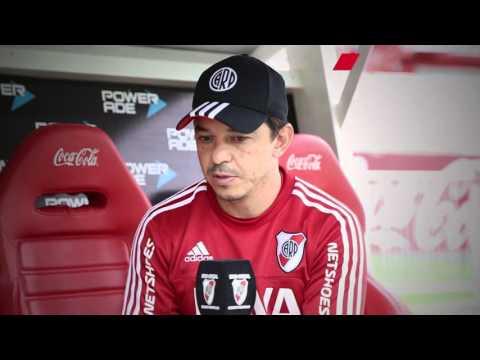 Marcelo Gallardo: 100 partidos como entrenador de River
