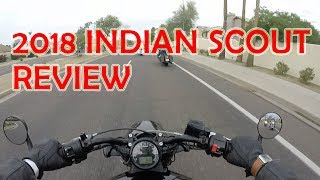 4. 2018 Indian Scout Bobber | First Ride & Review