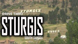 Sturgis (SD) United States  city photos : Sturgis SD drive thur