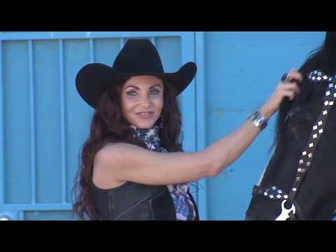 Western Trading Post TV Season 1 Ep 7-Singing Cowboy, Arizona Veterans Hall of Fame, auction time.