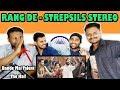Indian Boys Reacts To Rang De | Strepsils Stereo Acappella version by Ali Noor | Krishna Views