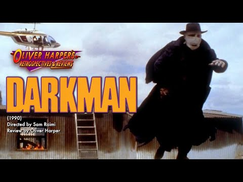 Darkman (1990) Retrospective / Review