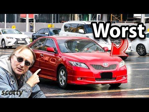 The Worst Cars Honda Ever Made - Thời lượng: 8 phút và 53 giây.
