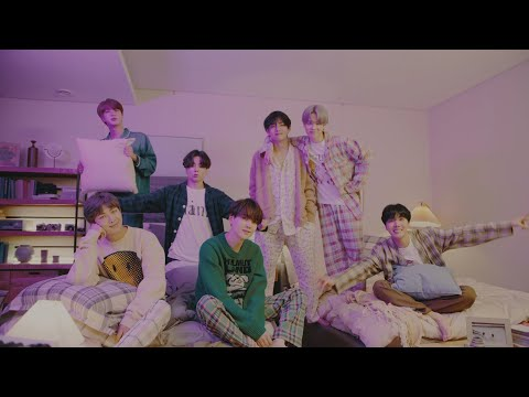 BTS (방탄소년단) 'Life Goes On' Official MV : on my pillow
