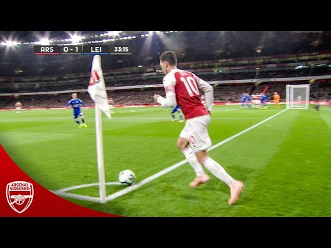 Arsenal: The Most Creative & Smart Plays