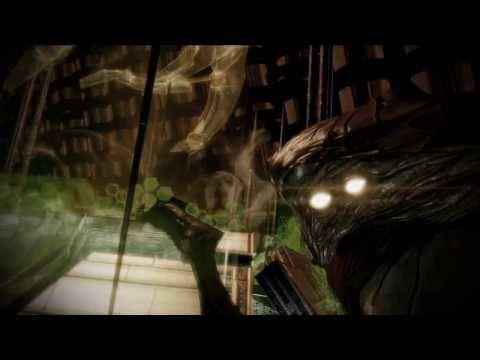 Mass Effect 3 announcement trailer