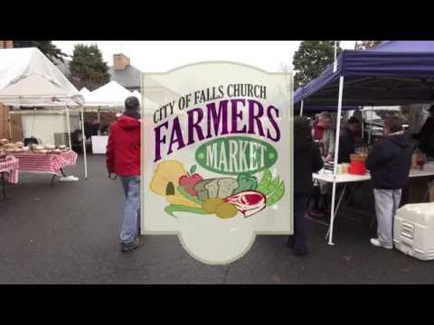 City of Falls Church Holiday Farmers Market 2014