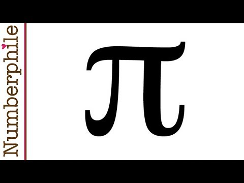 pi - Some stuff about Pi, the