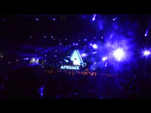 Afrojack - 'As Your Friend' feat. Chris Brown