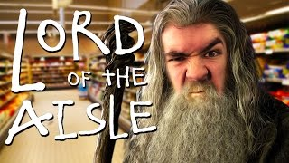 ANGRY OLD MAN | Lord Of The Aisle