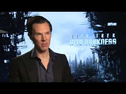 heyuguysblog - James Kleinmann interviews Benedict Cumberbatch for his role as John Harrison in J.J. Abrams movie Star Trek Into Darkness. Photos from the World Premiere ar...