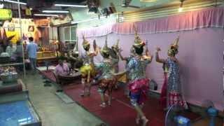 タイのイベント・タイダンス・タイ舞踊