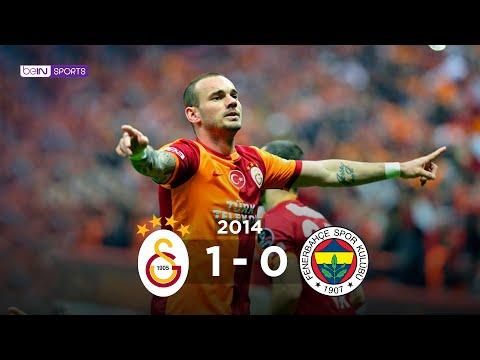 Galatasaray 1 - 0 Fenerbahçe Maç Özeti 6 Nisan 2014 (видео)