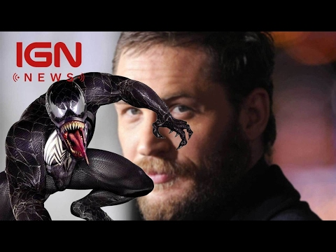 Venom: Tom Hardy to Star, Zombieland Director to Helm for 2018 Release - IGN News