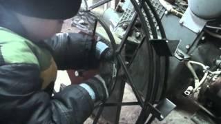 Мотор Сич на 700-х грунтозацепах