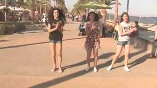 Limassol Cyprus  City pictures : Pharrell Williams - Happy- Limassol Cyprus - # HAPPYDAY