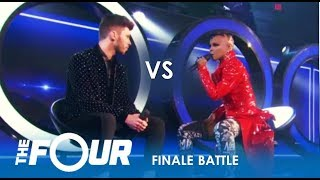 Video Sharaya J vs James Graham: THE BATTLE OF THE SEASON Ends With Exciting News! | Finale | The Four MP3, 3GP, MP4, WEBM, AVI, FLV Desember 2018