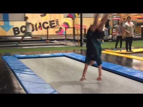 Primary Backflips at Bounce