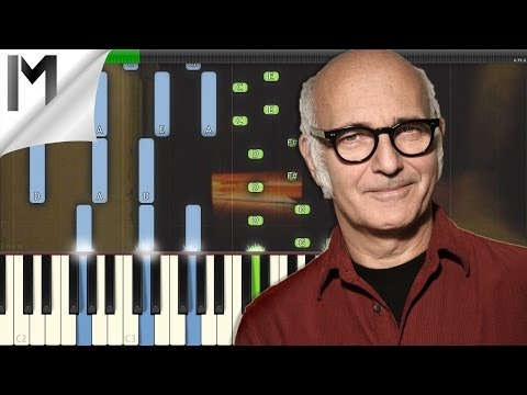 Divenire - Ludovico Einaudi - ORIGINAL Piano Tutorial [MIDI/Synthesia]