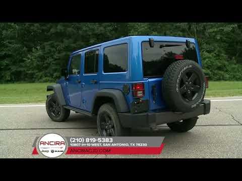 2018 Jeep Wrangler San Antonio TX | Jeep Wrangler Dealer San Antonio TX