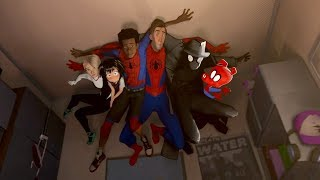 Video 'Spider-Man: Into The Spider-Verse' Official Trailer #2 (2018) | Shameik Moore, Mahershala Ali MP3, 3GP, MP4, WEBM, AVI, FLV Oktober 2018