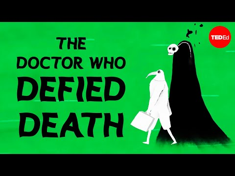 The tale of the doctor who defied Death - Iseult Gillespie