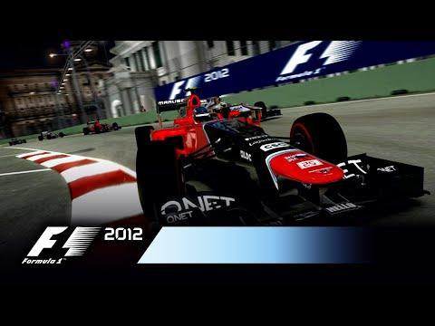 F1 2012 : vidéo pour les améliorations