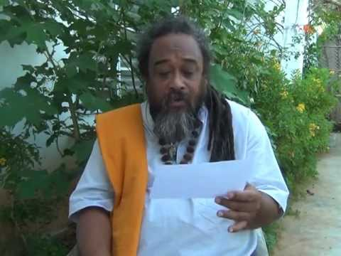 Mooji Answers: How Can I Be the Self if I Am Mentally Sick?