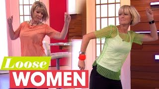 Nonton Loose Women Bust Some Cringey Dance Moves From Their Youth    Loose Women Film Subtitle Indonesia Streaming Movie Download