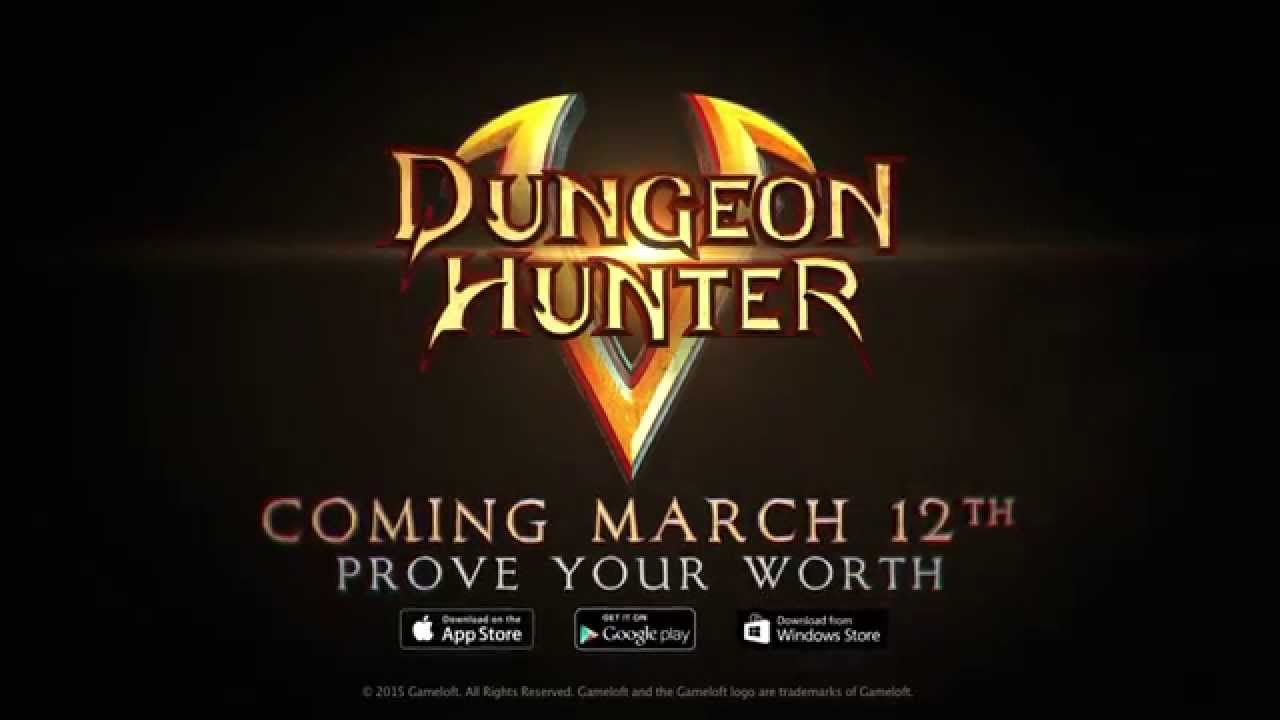 New iPhone Games Coming Tonight: 'Dungeon Hunter 5', 'Paper Monsters Recut' and More