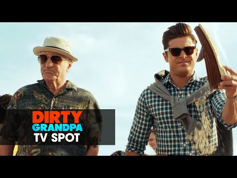 Dirty Grandpa (TV Spot 'Road Trip')