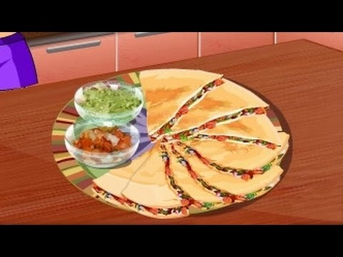 Quesadilla - Cooking Games 2015