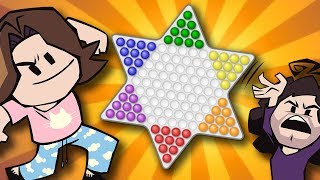 Ultimate Board Games: CHINESE CHECKERS - Game Grumps VS