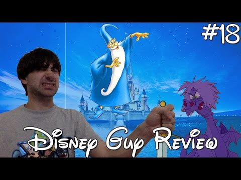 Disney Guy Review - The Sword In The Stone