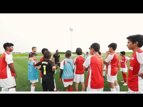 Οι αθλητικές Ακαδημίες του Ντουμπάι