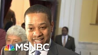 Fairfax 'Will Not Resign' After Second Accuser Comes Forward | MTP Daily | MSNBC