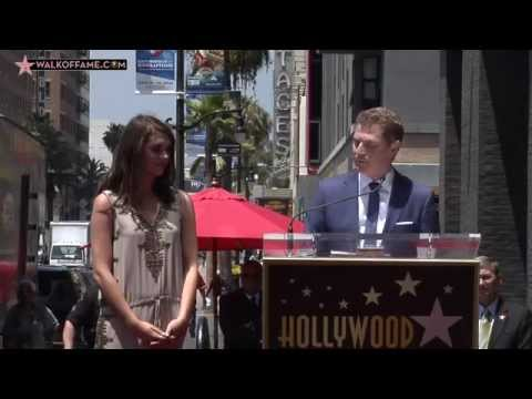 Bobby Flay Walk of Fame Ceremony