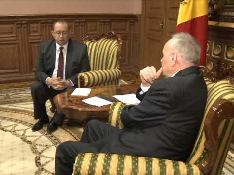 Nicolae Timofti, a avut o întrevedere cu Ambasadorul Bulgariei, Georgi Panayotov