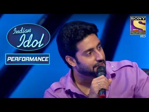 Abhishek और Sunidhi का मस्ती भरा Performance | Indian Idol Season 6