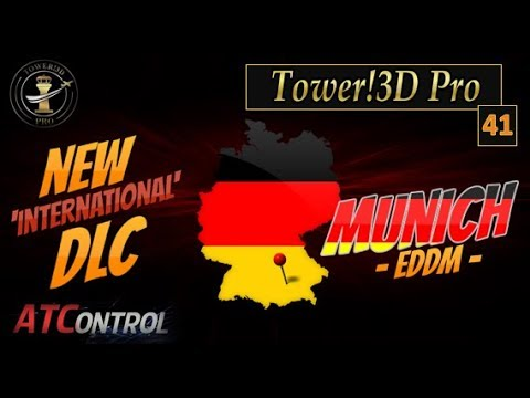 Tower!3D Pro -- EP#41 -- *NEW INT'L DLC*  Munich, Germany (видео)