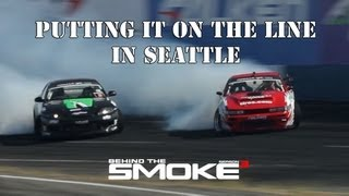 Putting It On The Line In Seattle - Behind The Smoke 3 - Ep 17