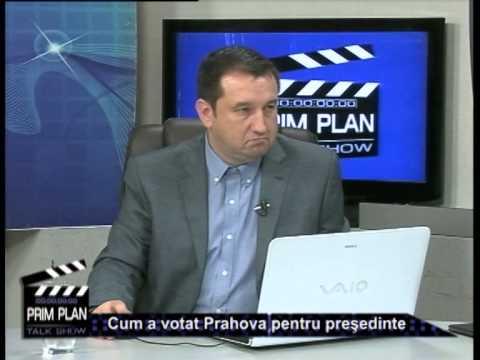 Emisiunea Prim Plan – Primul tur de scrutin al alegerilor prezidențiale – 3 noiembrie 2014