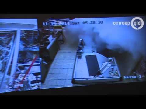 Snelkraak Loenen mislukt dankzij rookmachine