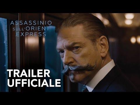 Preview Trailer Assassinio sull'Orient Express, nuovo trailer ufficiale