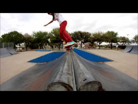 SKATEBOARDING FUN AT CLIFF TUTTLE SKATEPARK-MOBILE VERSION