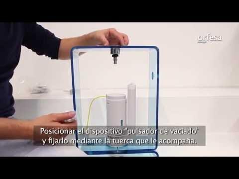 Descargador cisterna doble pulsador videos videos for Mecanismo cisterna doble pulsador