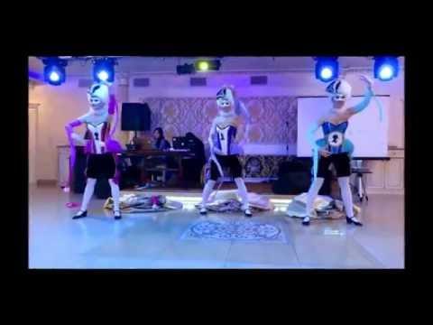 Видео Венецианский карнавал, танец кукол