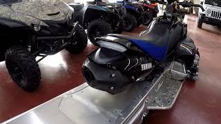 8. Yamaha Phazer M-TX