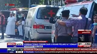 Video Korban Tewas Bom Surabaya Bertambah Jadi 13 Orang MP3, 3GP, MP4, WEBM, AVI, FLV Agustus 2018